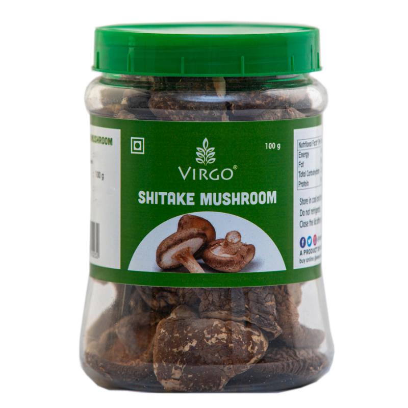 Virgo Shikate Mushroom - 100 gms
