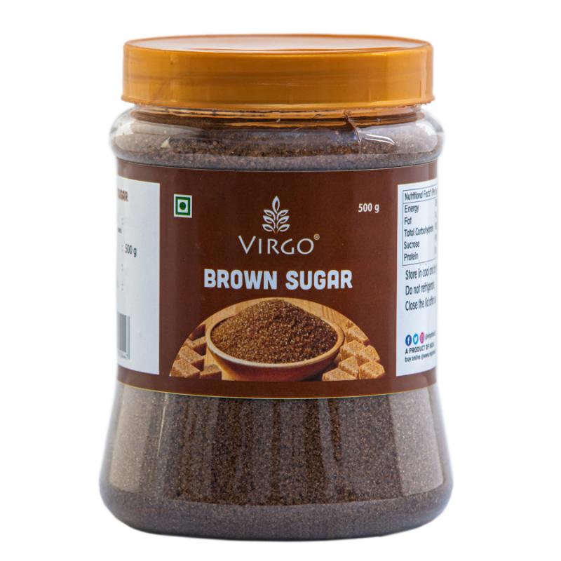 Virgo Brown Sugar 500 gms