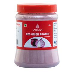Virgo Red Onion Powder Dehydrated 300 gms