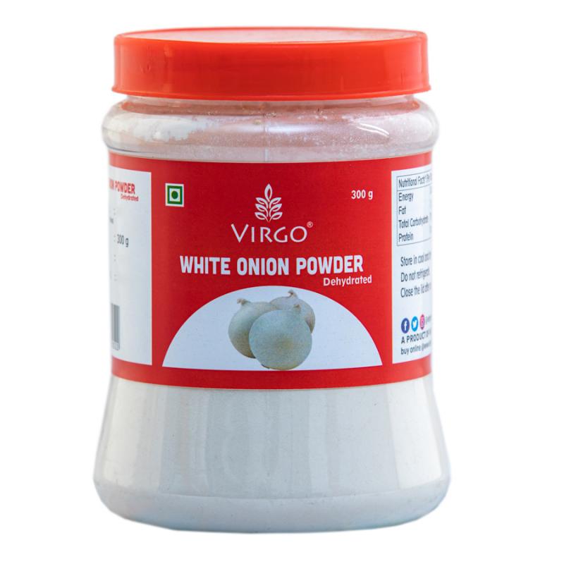 Virgo White Onion Powder 300 gms