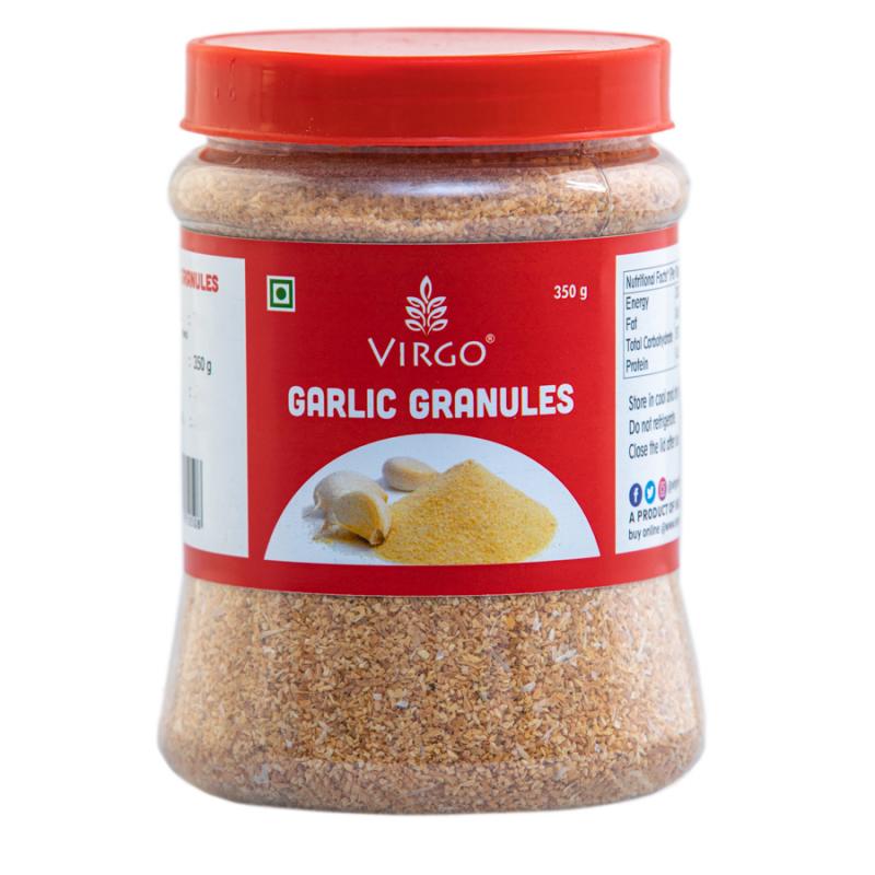 Virgo Garlic Granules 350 gms