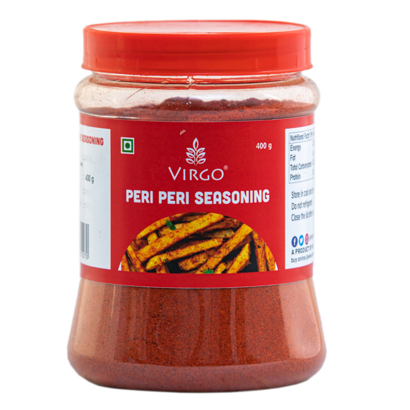 Virgo Peri Peri Seasoning 300 gms