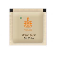 Virgo Brown Sugar Sachet 5 gms x 200 nos
