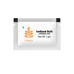 Virgo Iodised Salt Sachet 1 gms x 200 nos