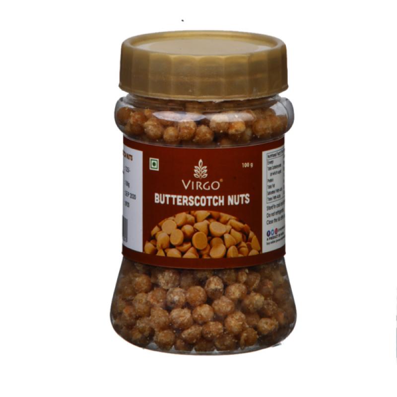 Virgo Butterscotch Nuts 100 gms