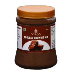 Virgo Eggless Brownie Mix 500 gms
