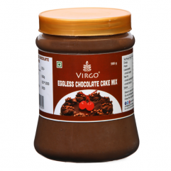 Virgo Eggless Chocolate Cake Mix 500 gms