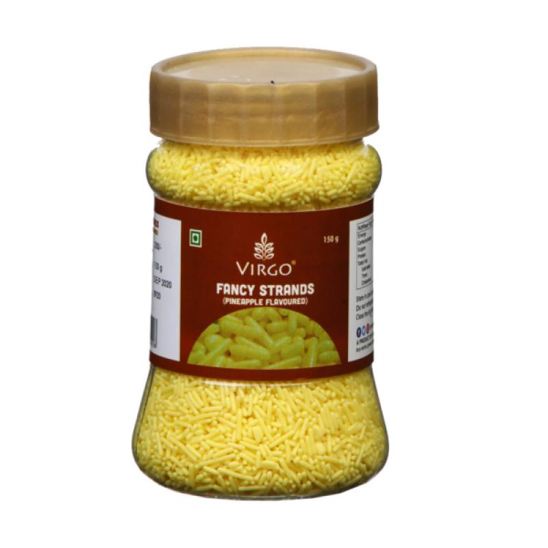 Decor Strand Pineapple Flavour – 150 gms