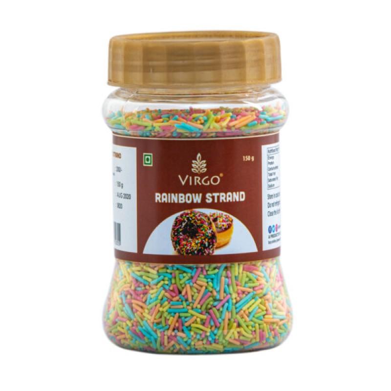 Virgo Rainbow Strands 150 gms