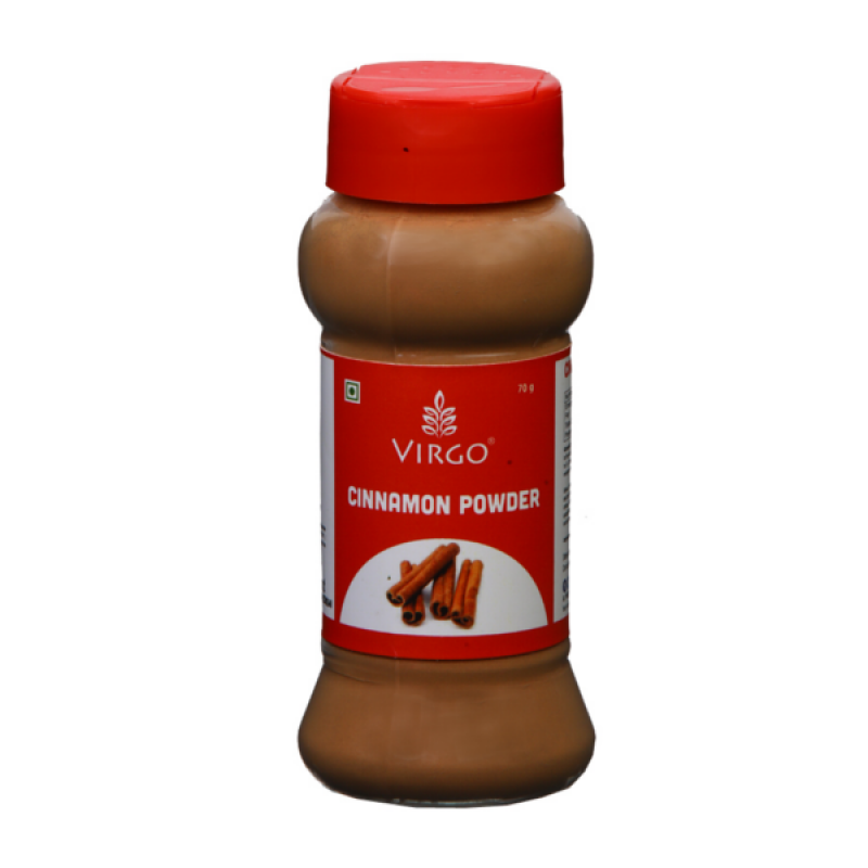 Virgo Cinnamon Powder 70 gms