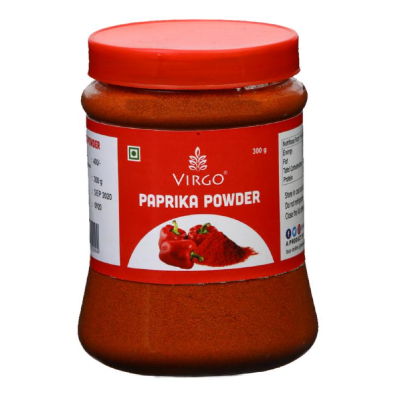 Virgo Paprika Powder 300 gms